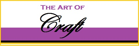art of craft header
